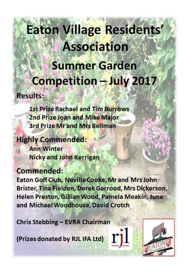 2017 EVRA Summer Garden Certificate draft