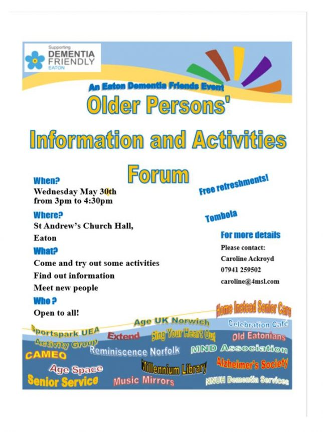 EDF Forum May 30
