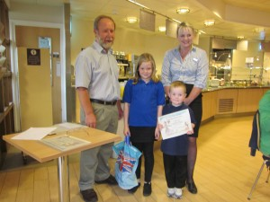 Judges 2nd Prize - The Higham Family