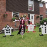 Judges 1st Prize No 16 Queen of Hearts